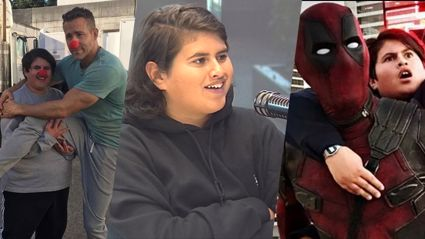 Julian Dennison on why it's hard to act with Ryan Reynolds