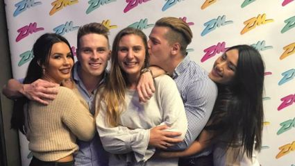 Georgia chats to the Geordie Shore Goldies about the new season