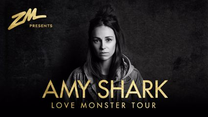 ZM presents Amy Shark live in NZ!