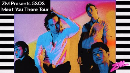 ZM presents 5SOS live in NZ!