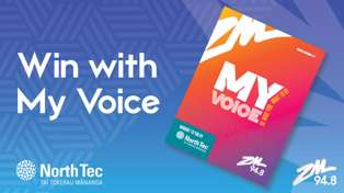 NORTHLAND: Win with 'My Voice'