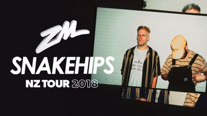 ZM presents Snakehips!