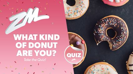 QUIZ: What kind of Donut are you?