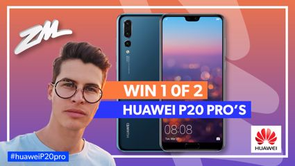 WIN THE AMAZING HUAWEI P20 PRO