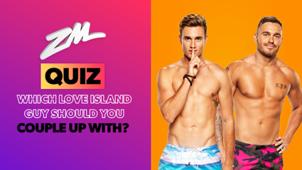QUIZ: Which 'Love Island AU' guy should you couple up with?