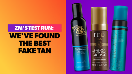 ZM's test run: We've found the best fake tan