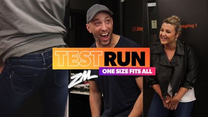 Fletch, Vaughan and Megan all fit these real life 'Sisterhood of the Travelling Pants'