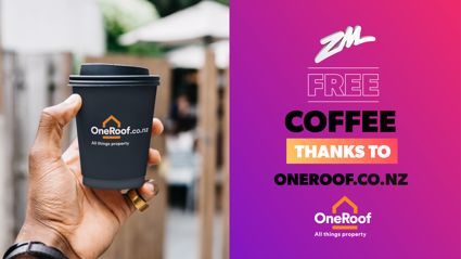 FREE Coffee From OneRoof.co.nz