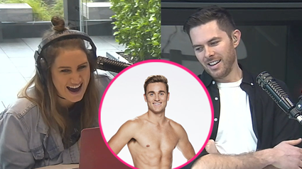 Bree & Clint play 'shoot, shag, marry' with Love Island's Josh