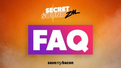 Secret Sound: FAQ