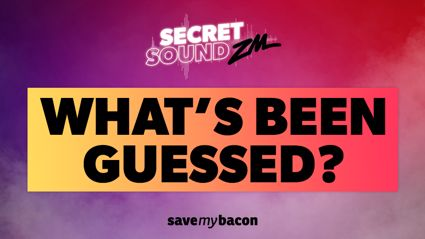 ZM's Secret Sound: WHAT'S BEEN GUESSED