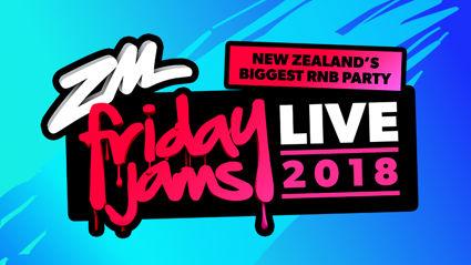 ZM's Friday Jams LIVE 2018