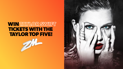 Vote your way to Taylor Swift with the Taylor Top Five!