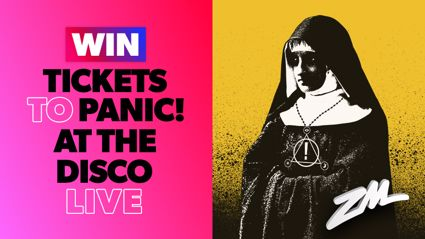 Win Panic! At The Disco tickets with Cam's PANIC Line!