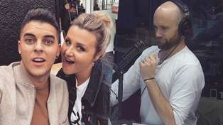 Megan's husband released a new song today and Fletch & Vaughan had A LOT to say about it...