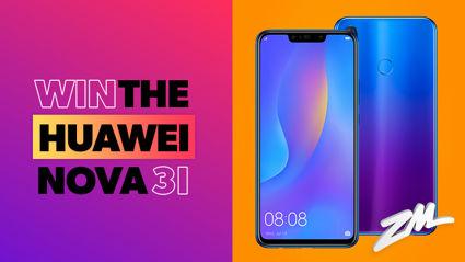 Win The Huawei Nova 3Ii