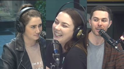 Bree & Clint put Soundkeeper Annabelle to the ultimate poker face test