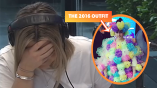 Fletch & Vaughan reveal the outfit 'design' they have prepared for Megan for NZ Fashion Week