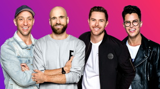 One of our ZM lads has been named as a finalist of 'New Zealand's Hottest Radio Hunk'!