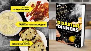 Dad's Disaster Dinners Cook Book