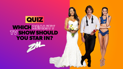 QUIZ: Which reality TV show should you star in?