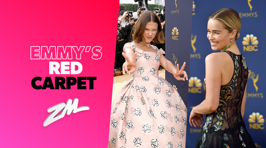 All the hottest red carpet looks from the Emmy's 2019