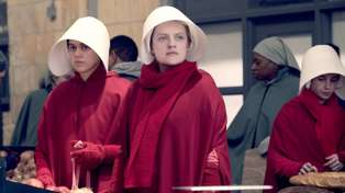 The sexy Handmaid's Tale costume you've got to see