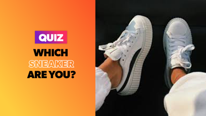 QUIZ: Which sneaker are you?