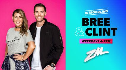 ZM's Bree & Clint Podcast – September 28th 2018