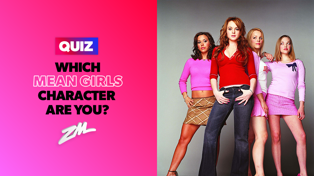 QUIZ: Which Mean Girls character are you?
