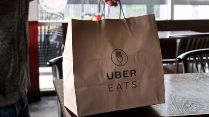 Christchurch customer orders Uber Eats 73 times in a single week!