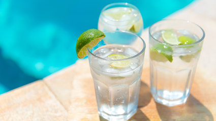 Gin and vodka could save you from hayfever this summer