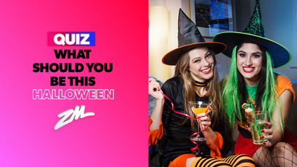 QUIZ: What should you be for Halloween this year?