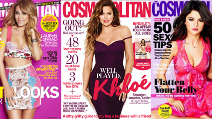 The iconic Cosmopolitan magazine has been axed