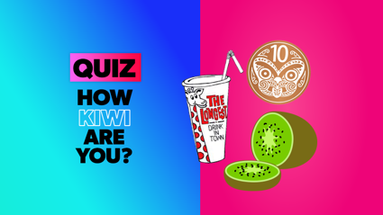 Are you a true Kiwi? Take this quiz and prove it