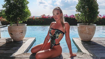Tammy Hembrow before and after pics show dramatic body transformation