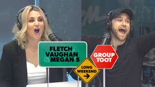 Fletch, Vaughan and Megan's RECORD-BREAKING Long Weekend Group Toot!