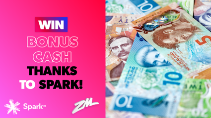 Win a bonus $100 cash thanks to Spark!