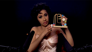Cardi B doing ASMR is something we never knew we needed