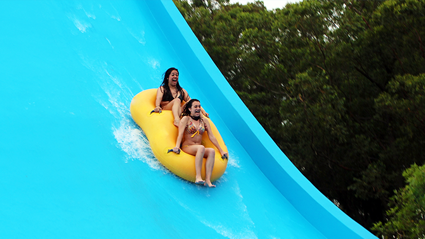 New Zealand's very own floating water park is coming this summer!