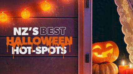 FVM's Halloween Hot Spots!
