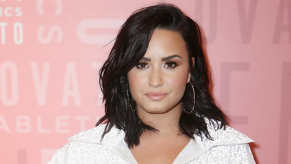 Demi Lovato looks glowing in first post to Instagram since leaving rehab