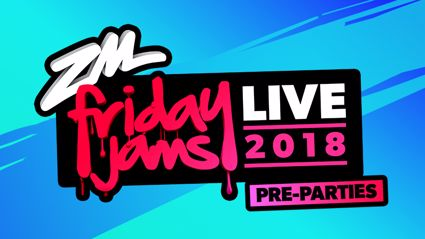 Friday Jams Live Pre Party at Bar 101 Auckland