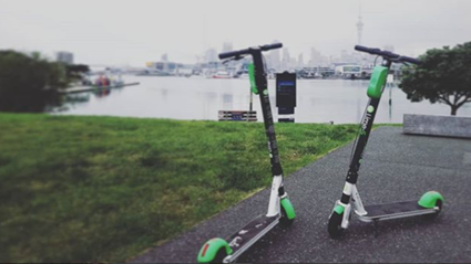 Wellington; Lime Scooters are coming!