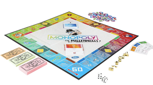 Millennial Monopoly is a now a thing: and we still cant afford a house!