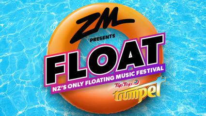 ZM'S FLOAT 2019 WITH TIP TOP TRUMPET