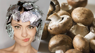 Mushroom hair is taking over the internet and you need to check it out!