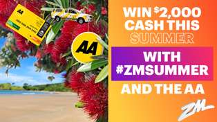 Win $2,000 with #ZMSUMMER & The AA