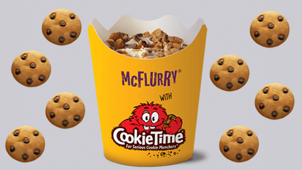 McDonald's NZ has an all new McFlurry flavour - but there's a catch!