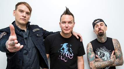 Yup, we've been saying Blink 182 wrong this whole time!